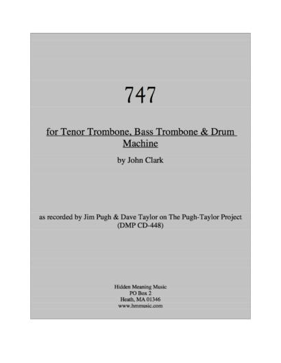 Music for Trombones